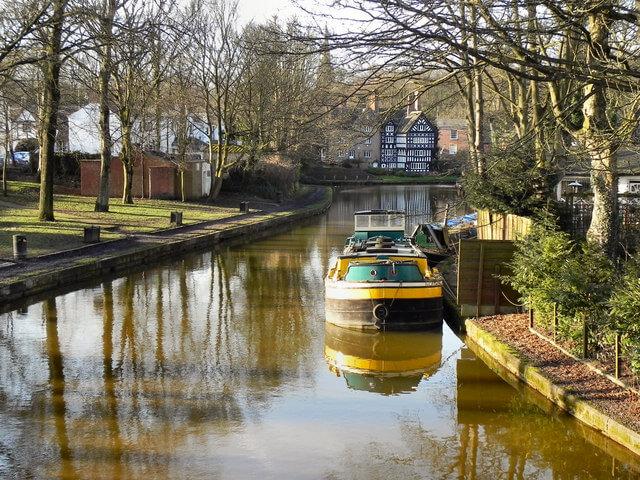bridgewater canal worsley